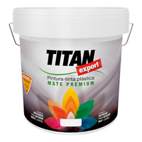 Titan Export 1154 Ocre 4L pintura plastica