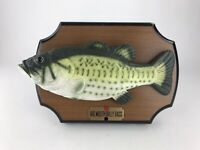 Big Mouth Billy Bass Singing Fish Take Me To The River Don't Worry 1999 PARTS