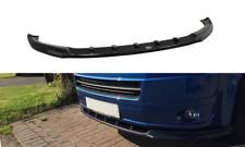 FRONT DIFFUSER (GLOSS BLACK) VW T5 TRANSPORTER FACELIFT (2009-UP)