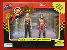 Rare Bif Bang Pow Flash Gordon Exclusive 2 pack Figure set #96 of 1500