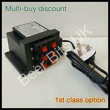 Home bar / pub lighting transformer 24v, beer tap / font / T Bar transformer