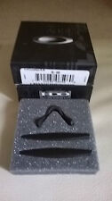 OAKLEY GENUINE PRO M FRAME EARSOCKS +NOSE CLIP BNWT+BOX(BLACK)