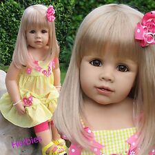 Masterpiece Dolls Julia, Blonde Blue Eyes  Monika Peter-Leicht Vinyl