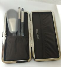 Laura Mercier Travel Brush 4 pc Set including Brush Case ( SEE DETAILS )