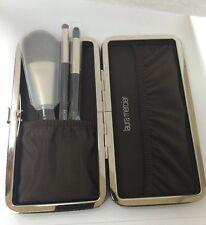 Laura Mercier Travel Brush 4 pc Set including Brush Case See Details