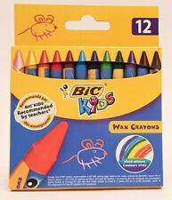 BIC Wachsmalstifte für Kinder Le...