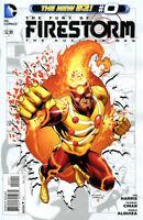 Fury of Tthe Firestorm: The Nuclear Men #0 Unread New Near Mint New 52 DC 2011