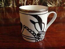 Reichenbach Fine Coffee Mug Cancer 0,3 Litre - Grey with Platinum