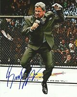 Bruce Buffer Autographed Signed 8x10 Photo ( UFC ) REPRINT