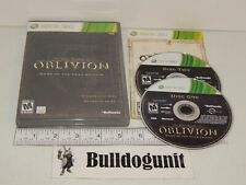 The Elder Scrolls IV Oblivion Game of the Year Edition Complete Xbox 360 Game