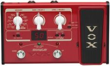 VOX StompLab SL2B Modeling Bass Guitar Multi-Effects Pedal 4959112099180