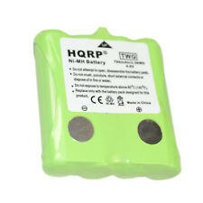 HQRP Battery Two Way Radios for Cobra PR3000-DX PR3175-WX