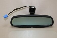 99-08 ACURA TL CL MDX REAR VIEW MIRROR AUTO DIM REARVIEW DONNELLEY 011530 3-WIRE