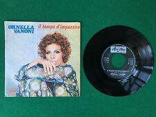 Disco Vinile 45 Giri 7'' ARISTON (1971) ORNELLA VANONI - IL TEMPO D'IMPAZZIRE