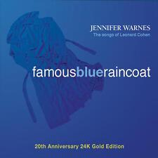 Jennifer Warnes - Famous Blue Raincoat: 20th Anniversary 24K Gold Edition CD NEW