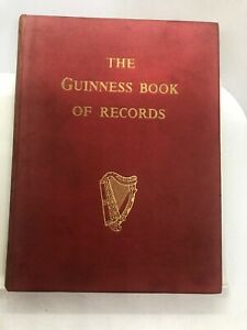 The Guinness Book of Records (Hardcover 1958)