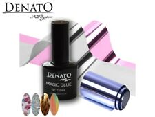 Magic Glue 7.5ml UV LED Gel For Perfect Foil Application Denato UK