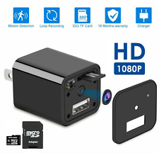 Surveillance Spy Camera Security Hidden Camera HD1080P  With Free 32G Sim Card