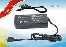 90W 20V 4.5A For Lenovo IBM Thinkpad G405 G500 G505 AC Adapter Power Charge
