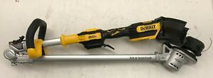 "Dewalt DCST922 14"" Cordless Folding String Timmer 20V MAX Brushless, GR"