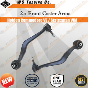 Front Lower Radius Castor Control Arms Holden Commodore VE Statesman Caprice WM