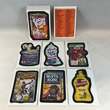WACKY PACKAGES ALL NEW SERIES 3 ANS3 (Topps/2006) COMPLETE STICKER CARD SET