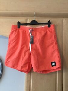 Mens O'Neill Perform Hyperdry Orange Board shorts size XL 36 to 38 waist.New.