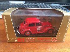 Brumm scala 1/43 R.181B FIAT 1100E 1947-VIGILI DEL FUOCO-Scatola sbagliata