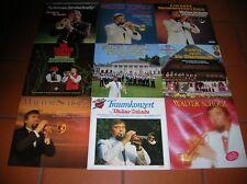 """""""12"""" - LP-Sammlung - WALTER SCHOLZ - 15 LPs und 1 DOLP - near MINT !!"""