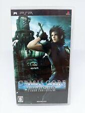 "PLAYSTATION Psp - "" Crisis Core: Final Fantasy VII "" Japan"