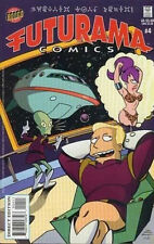 FUTURAMA COMICS #4 NEAR MINT BONGO COMICS (1st series 2000)