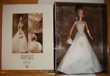 Barbie The Badgley Mischka Bride Barbie Doll Gold Label NRFB W/Shipper