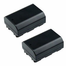 TWO(2) Battery for Sony NP-FZ100 NPFZ100 A7R M3 A9 A7 R III Alpha Digital Camera