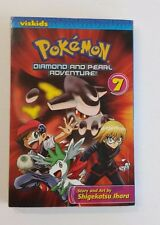 Pokemon Diamond and Pearl Adventure Book # 7 Comic Reading Nintendo Viskids