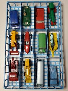 MATCHBOX Moko Lesney Grey Regular wheel 12 lot Collection Rares Nice cars