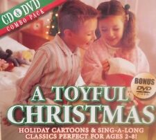 A Toyful Christmas (DVD/ CD)