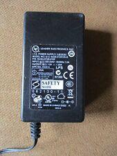 Adaptateur Secteur Chargeur Alimentation 12V DC  1250mA NU20-5120125-12 /S8