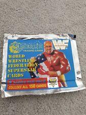 WWF WWE Merlin Wrestling Trading Cards SEALED Titan Sports New