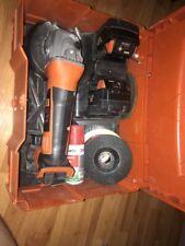 BTI A18 WKS BL Akku - Winkelschleifer bgl. Milwaukee M18CAG-125X/0 + Koffer