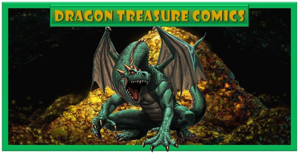 Dragon Treasure Comics