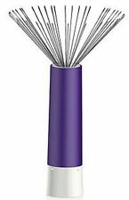 Prym Needle Twister Pins Needle Storage Tube - Purple Magnet Holder - Sew Craft