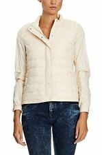 French Cook women's ultra light down nude jacket - running small