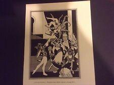 Libro De Art Deco Vintage 1930s impresión de Aladdin By John Kettelwell