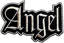 Angel iron on/sew on cloth patch (cd)