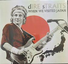 DIRE STRAITS - WHEN WE VISITED JAPAN - RARE 2CD EGG115/116