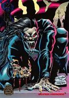 MORBIUS / Marvel Universe Series 5 (1994) BASE Trading Card #138