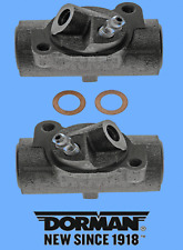 2 Drum Brake Wheel Cylinders Front L & R Replaces GM OEM # 5464980