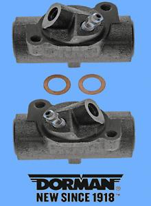 2 Drum Brake Wheel Cylinders Front L & R Replaces GM OEM # 5464980
