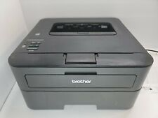 Brother HL-L2340DW Monochrome Laser Printer 15k pages TESTED Needs Drum Soon