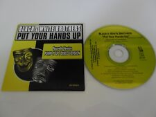 CD-Black & white brothers-Put your hands up- -(CD SINGLE)1999-5TRACK